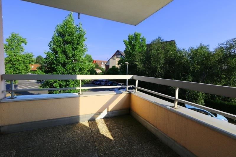 Produit d'investissement appartement Strasbourg 169000€ - Photo 1