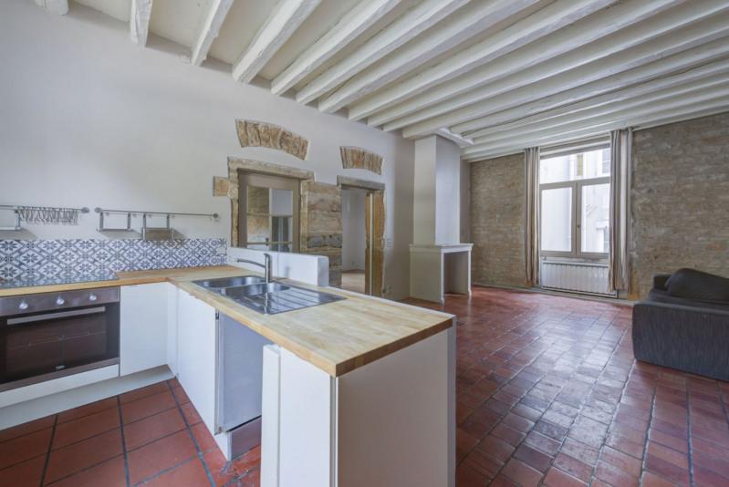 Vente de prestige appartement Lyon 4ème 515000€ - Photo 2