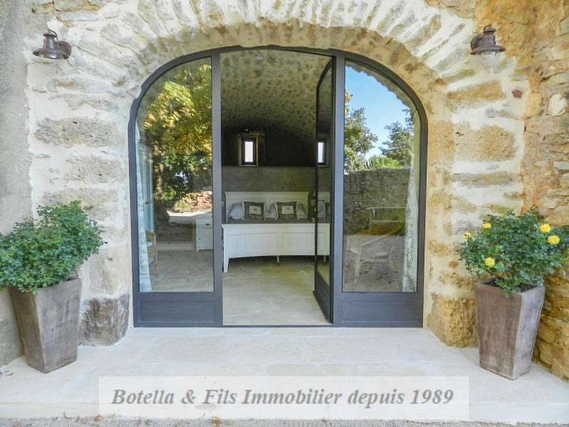 Verkoop van prestige  huis Uzes 1395000€ - Foto 9