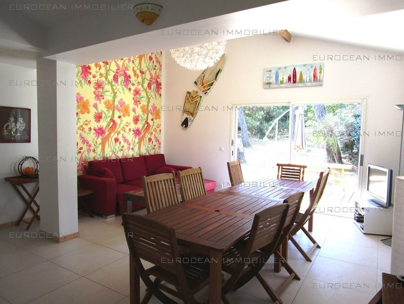Vacation rental house / villa Lacanau-ocean 1 195€ - Picture 2