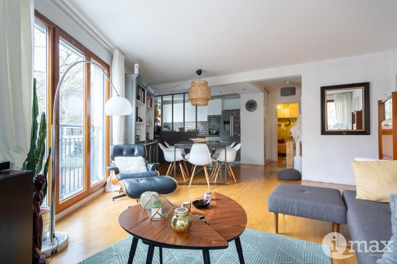 Vente appartement Paris 18ème 882000€ - Photo 2