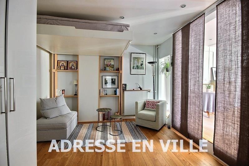 Verkoop  appartement Levallois-perret 355000€ - Foto 7