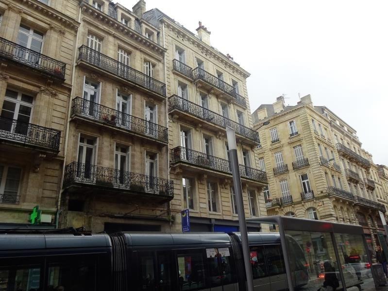 Vente appartement Bordeaux 295000€ - Photo 1