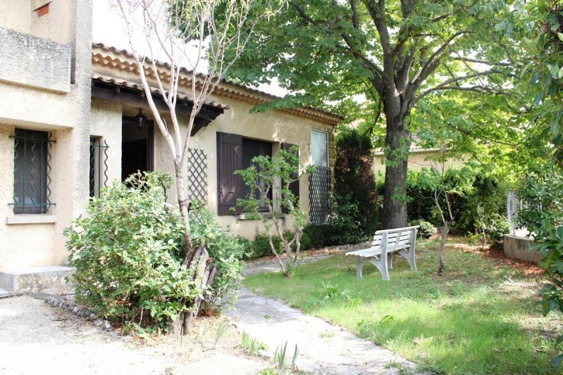 Vente maison / villa Villeneuve les avignon 340000€ - Photo 1