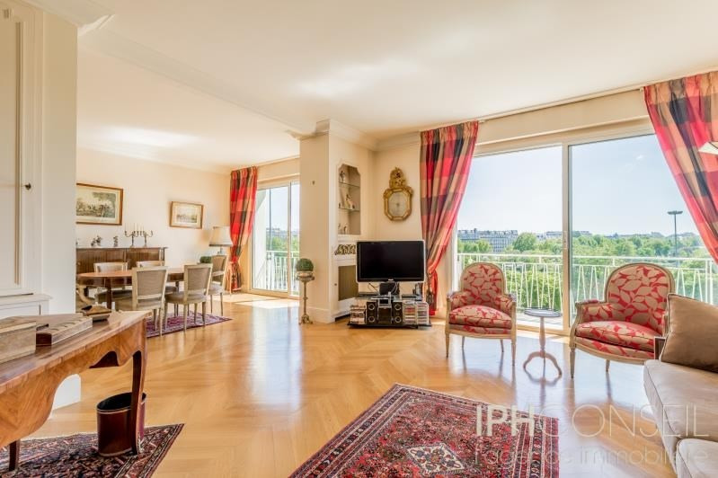 Vente de prestige appartement Paris 16ème 1 410 000€ - Photo 1