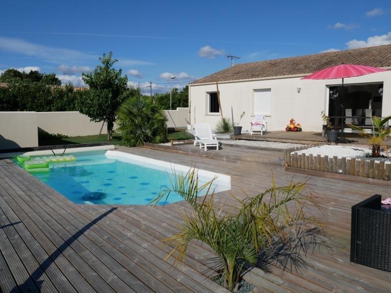 Vente maison / villa Aigrefeuille d aunis 259000€ - Photo 1