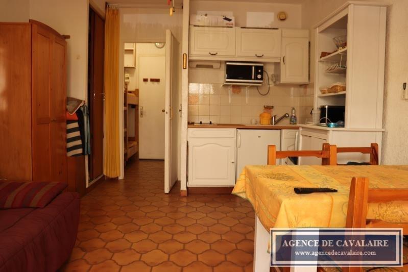 Vente appartement Cavalaire sur mer 118000€ - Photo 1