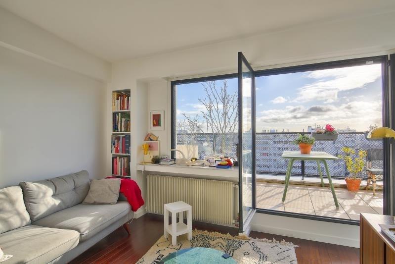 Rental apartment Paris 16ème 2750€ CC - Picture 11
