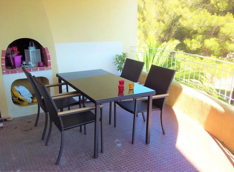 Sale apartment Cavalaire sur mer 319000€ - Picture 2