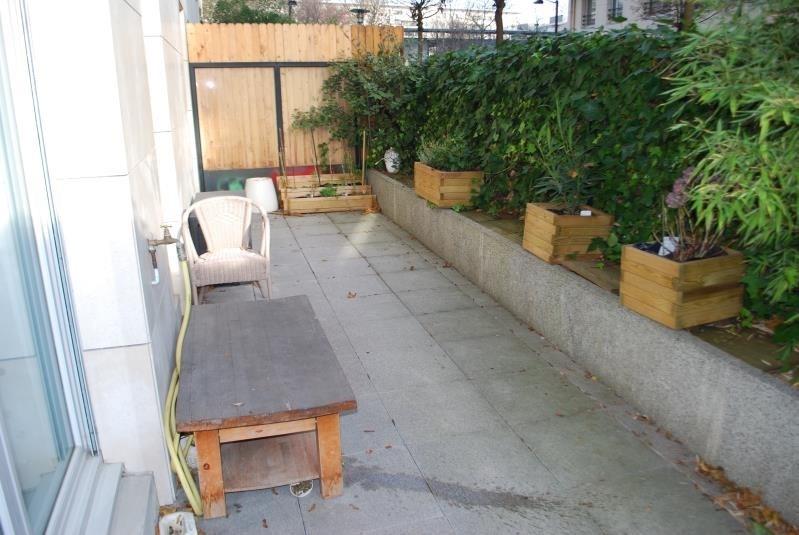 Vente appartement Paris 19ème 489000€ - Photo 1