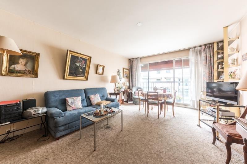 Venta  apartamento Paris 15ème 735000€ - Fotografía 2