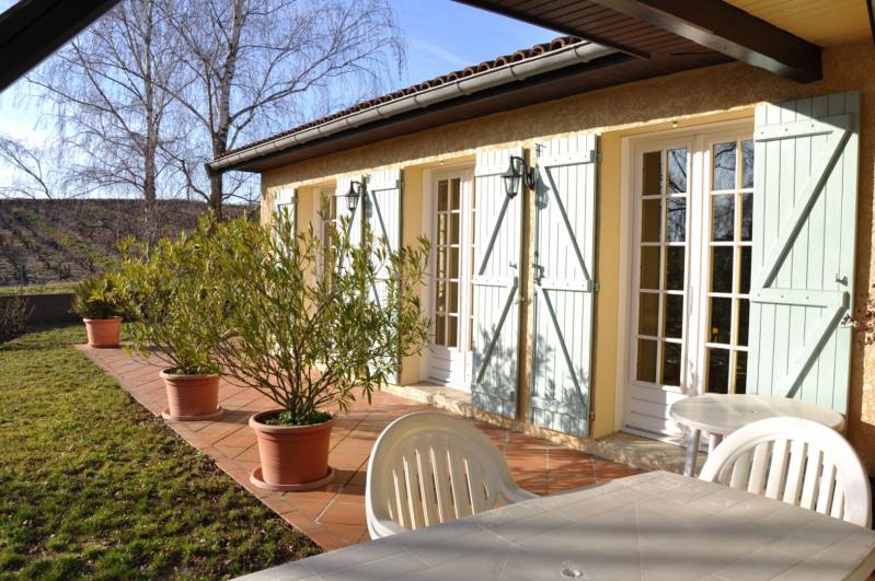 Vente maison / villa Arnas 338000€ - Photo 15