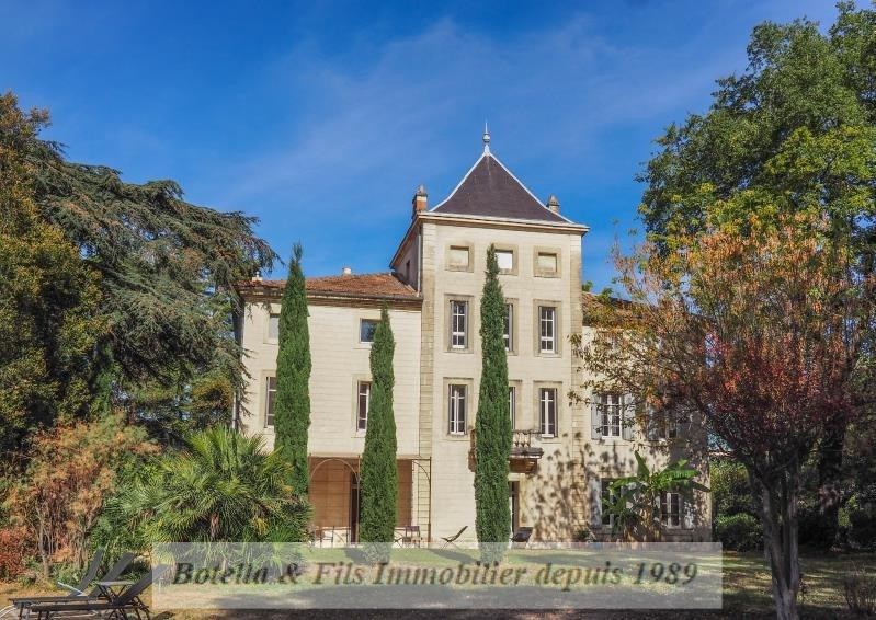 Deluxe sale chateau Uzes 760000€ - Picture 12