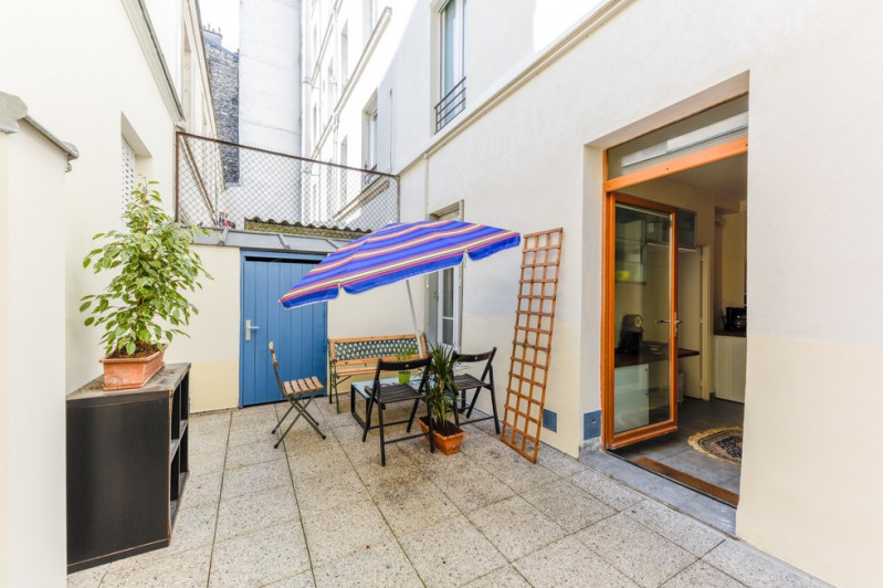 Vente appartement Paris 17ème 399000€ - Photo 7