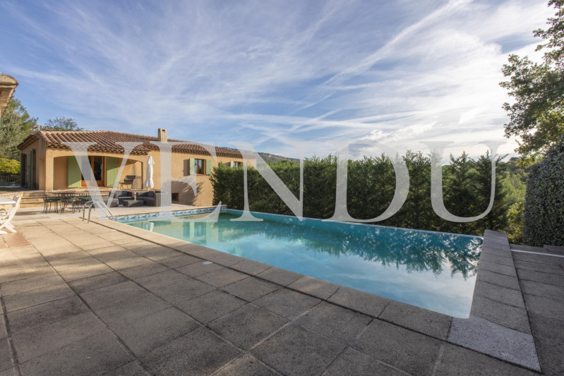 Vendita casa Châteauneuf-le-rouge 595000€ - Fotografia 1