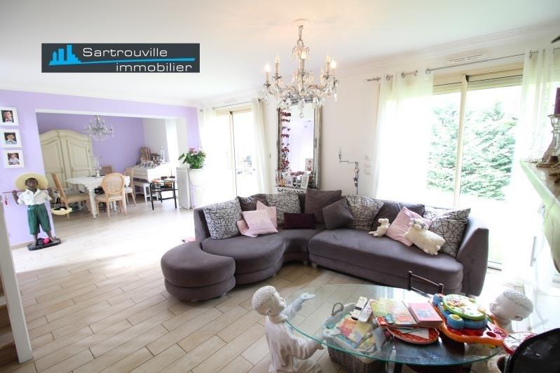 Sale house / villa Sartrouville 424000€ - Picture 2