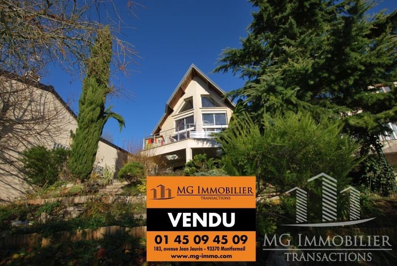 Deluxe sale house / villa Montfermeil 352000€ - Picture 1