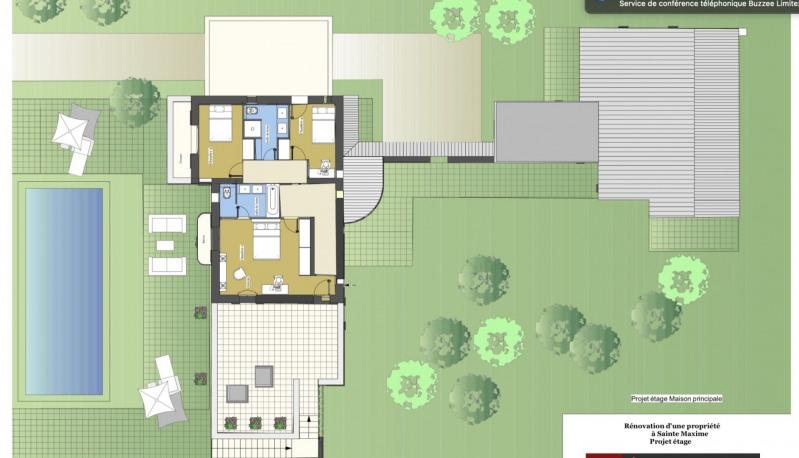 Vente de prestige maison / villa Ste maxime 1675000€ - Photo 3