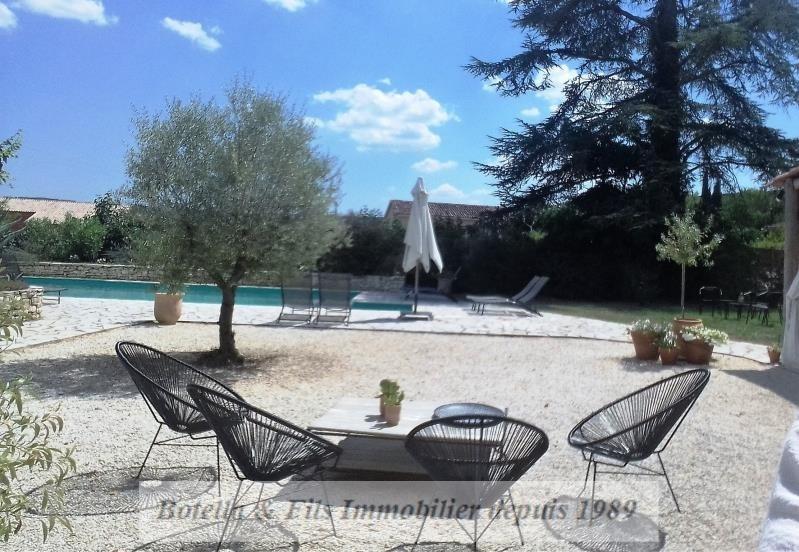 Vente de prestige maison / villa Uzes 585000€ - Photo 9