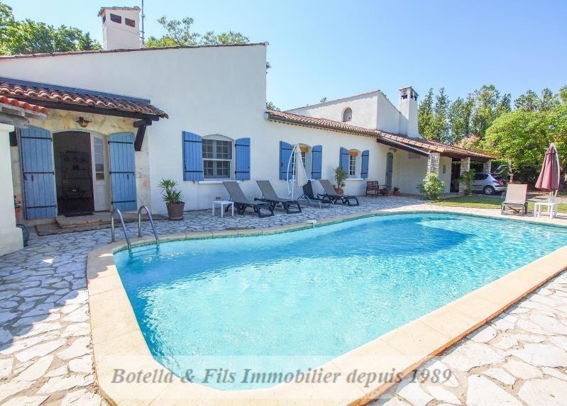 Verkoop  huis Uzes 368000€ - Foto 1