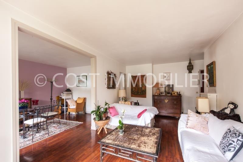 Venta  apartamento Asnieres sur seine 385000€ - Fotografía 2