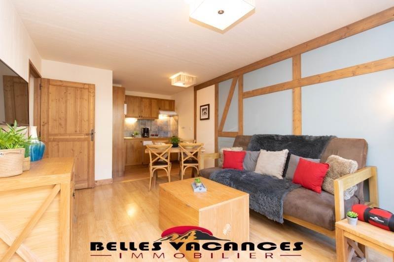 Vente de prestige appartement St lary soulan 121000€ - Photo 1