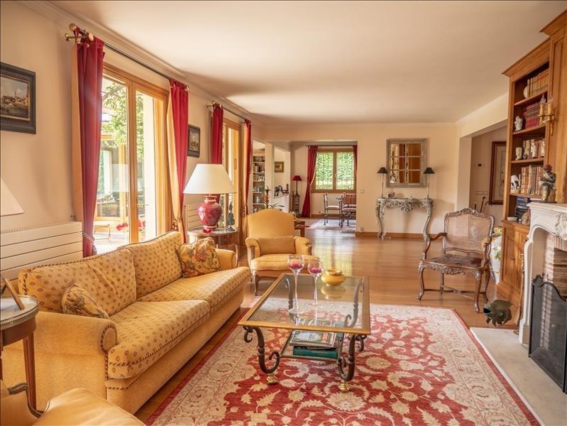 Vente de prestige maison / villa Saint-nom la breteche 1480000€ - Photo 3