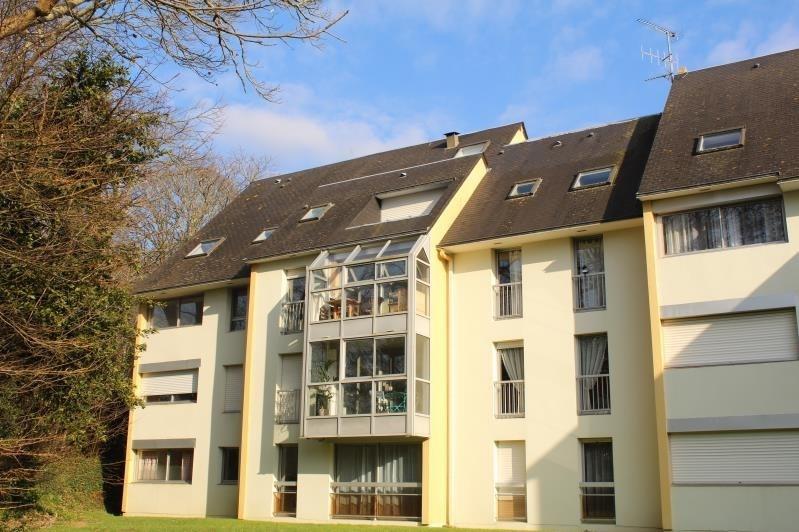 Sale apartment Quimper 103790€ - Picture 1