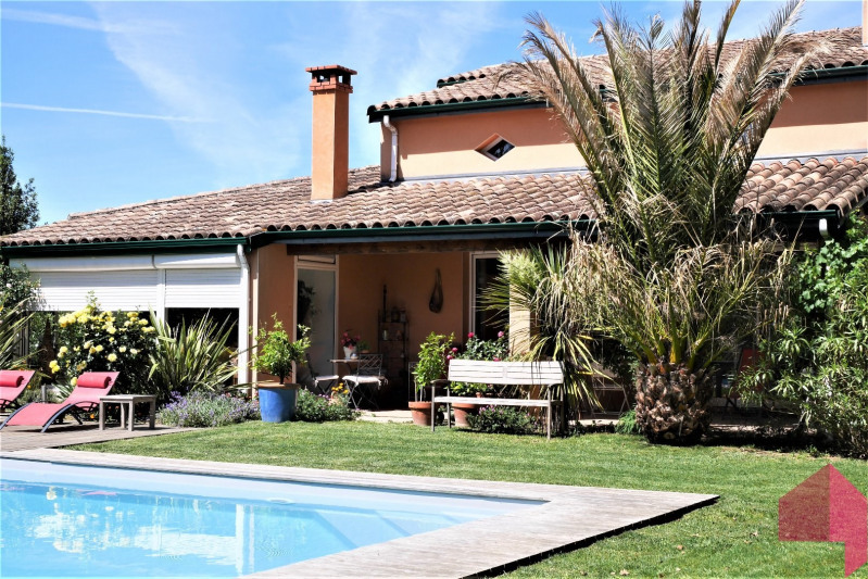 Venta de prestigio  casa Saint-orens-de-gameville 670000€ - Fotografía 11
