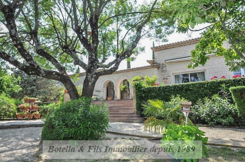 Vente de prestige maison / villa Barjac 1270000€ - Photo 16