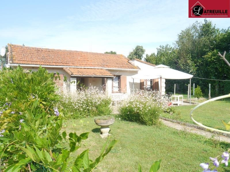 Vente maison / villa Gemozac 128 000€ - Photo 1