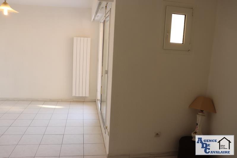 Sale apartment Cavalaire sur mer 94500€ - Picture 4