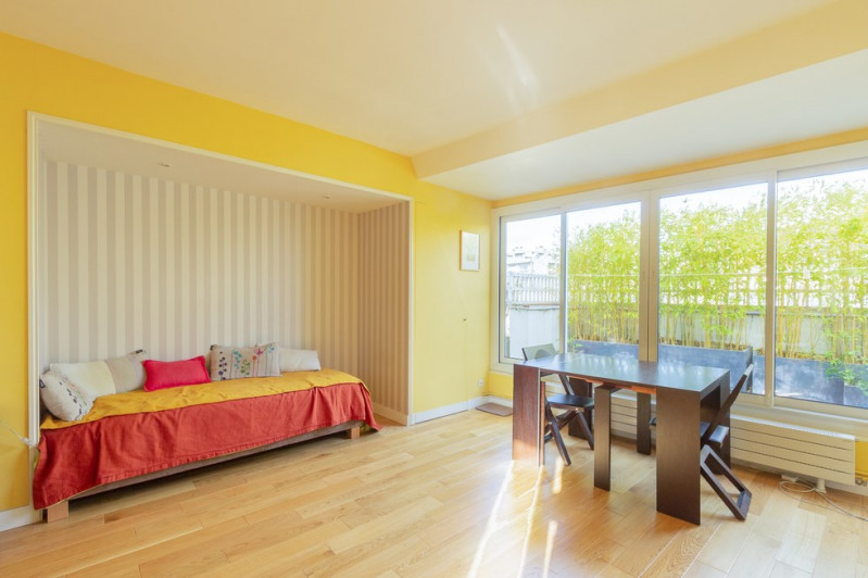 Vente appartement Paris 18ème 445000€ - Photo 2