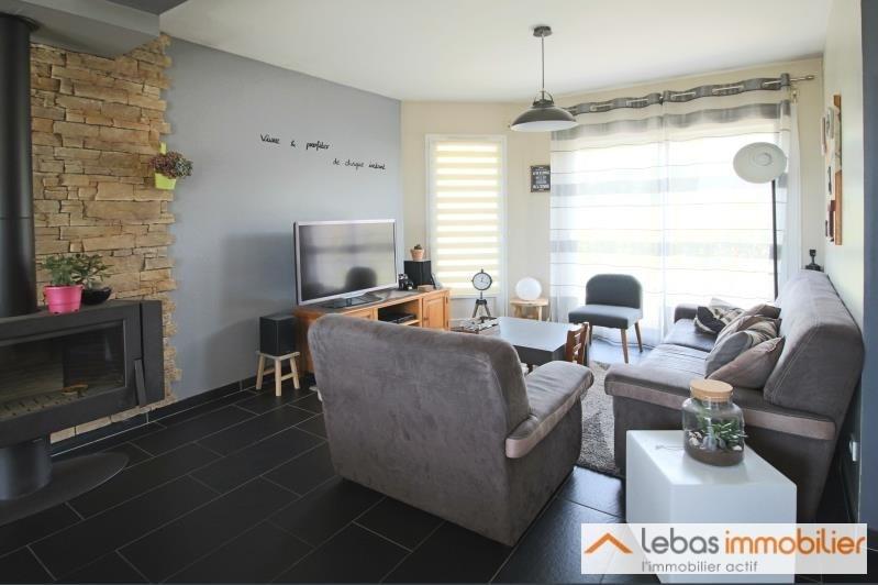 Vente maison / villa Ectot l auber 234000€ - Photo 1