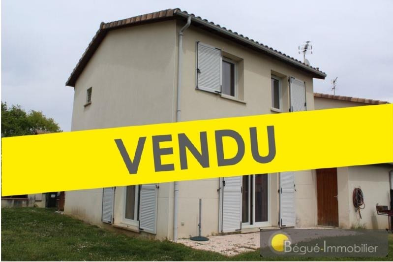 Sale house / villa La salvetat st gilles 223100€ - Picture 1