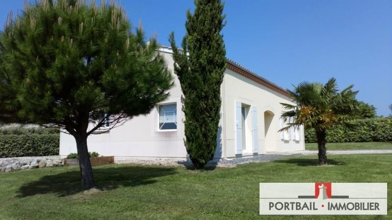 Sale house / villa Blaye 215000€ - Picture 1