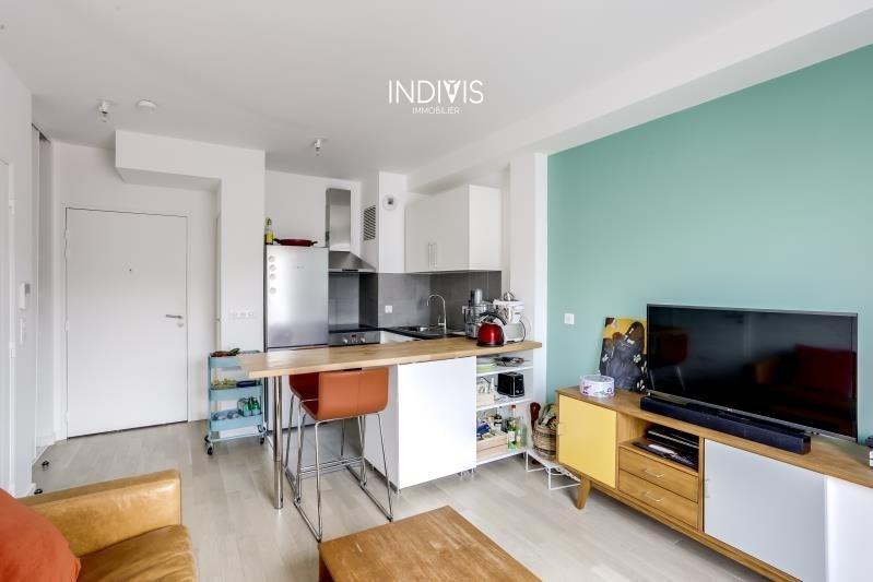 Vente appartement Suresnes 345000€ - Photo 2