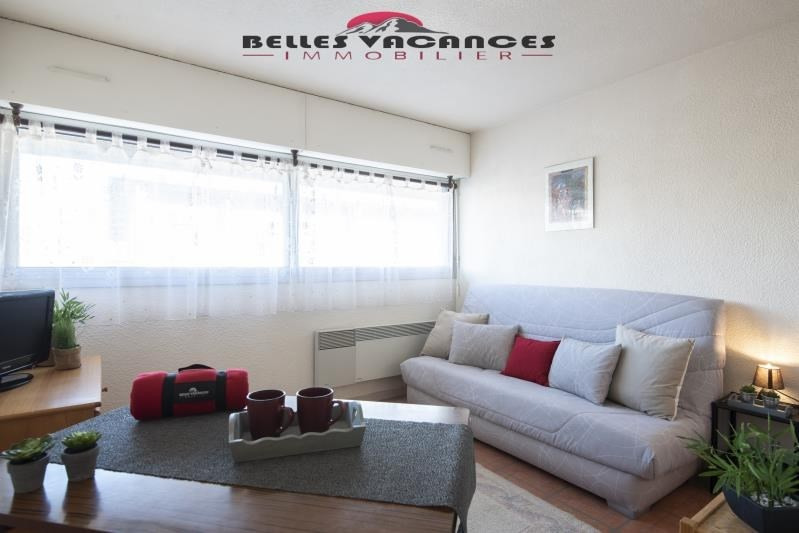 Sale apartment St lary pla d'adet 44 000€ - Picture 1