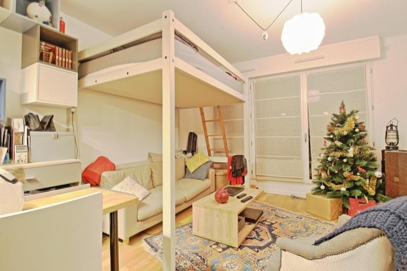 Sale apartment Paris 20ème 284000€ - Picture 3