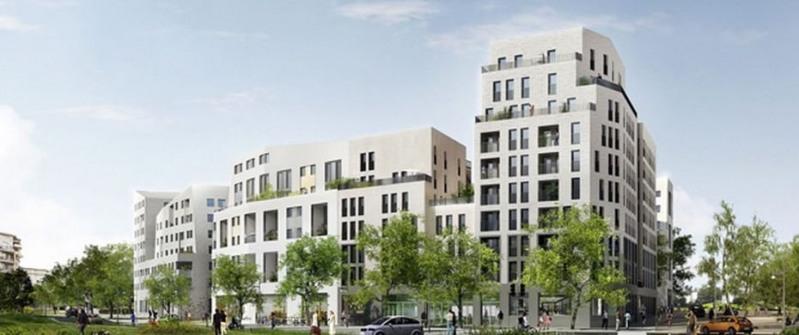 Rental apartment Montreuil 850€ CC - Picture 2