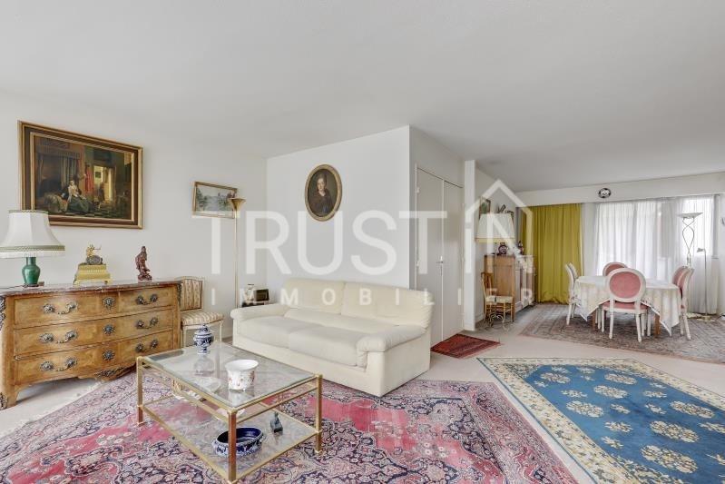Vente de prestige appartement Paris 15ème 1360000€ - Photo 2