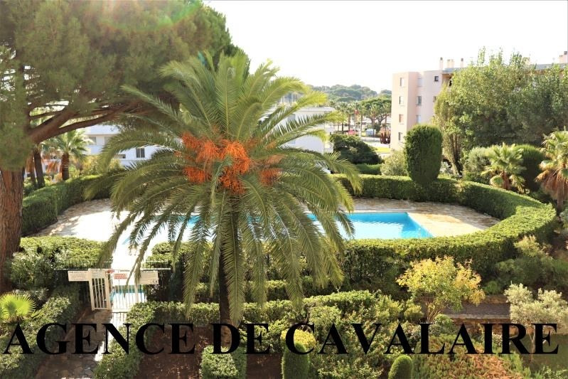 Vente appartement Cavalaire sur mer 459 000€ - Photo 1