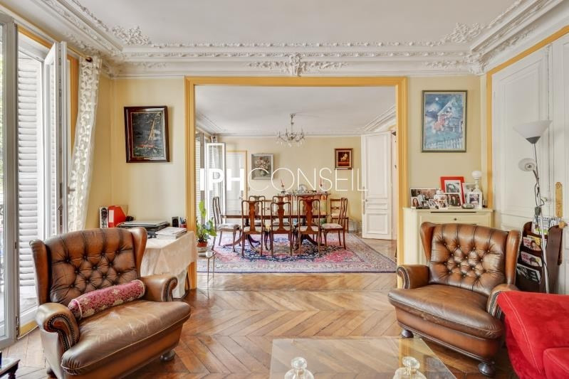 Vente de prestige appartement Paris 10ème 1295000€ - Photo 3