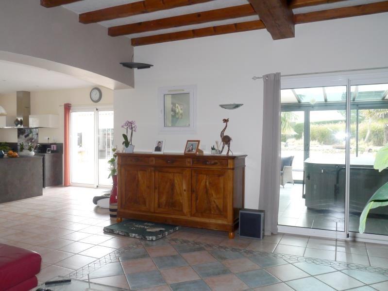Vente maison / villa Gemozac 507150€ - Photo 4