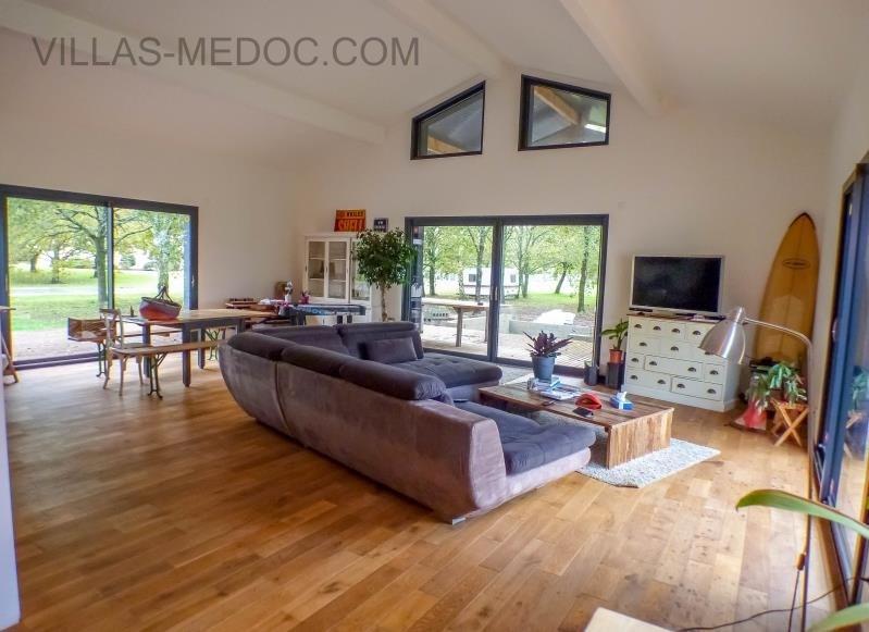 Sale house / villa Saint vivien de medoc 399500€ - Picture 2