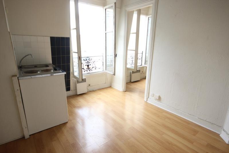 Vente appartement Paris 3ème 299000€ - Photo 2