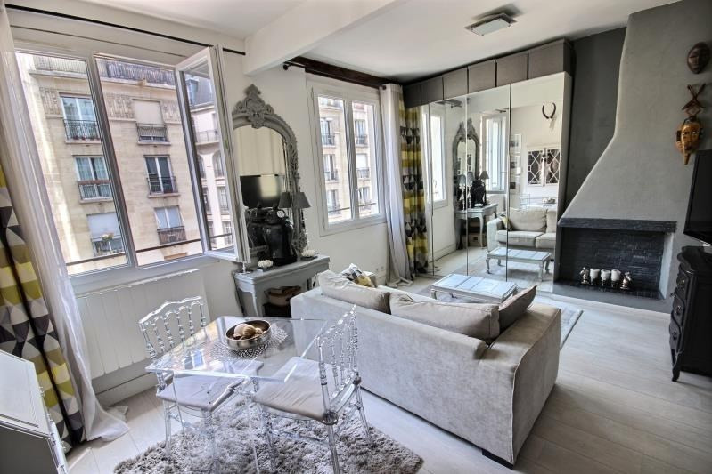 Vente appartement Paris 3ème 361 000€ - Photo 1