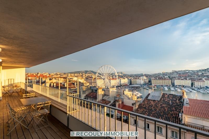Vente de prestige appartement Marseille 2ème 1230000€ - Photo 3