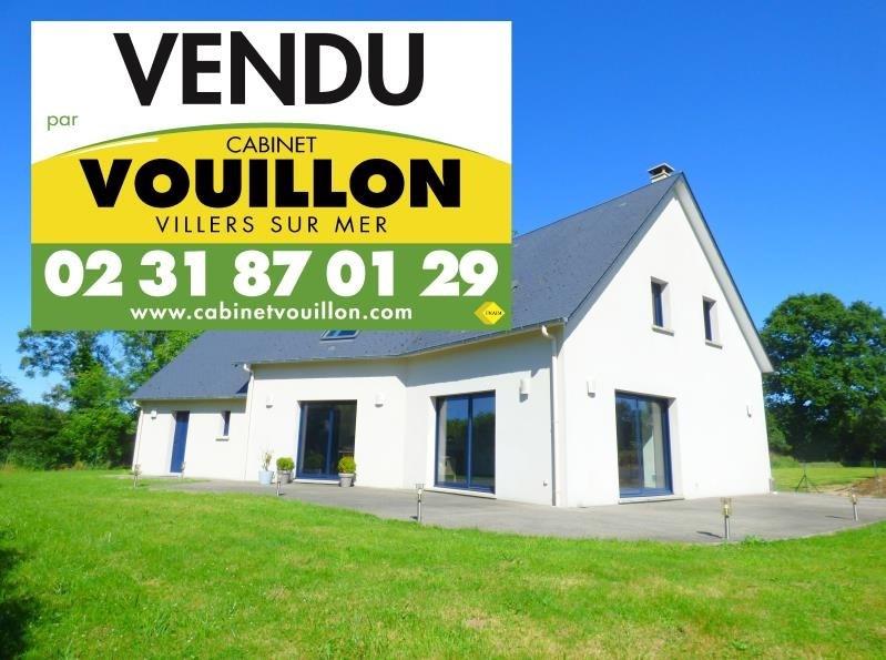 Sale house / villa Auberville 399900€ - Picture 1