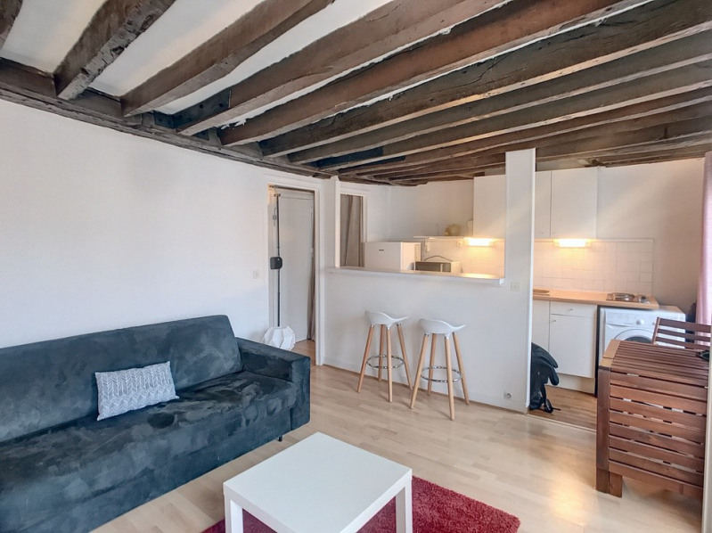 Vente appartement Paris 3ème 420 000€ - Photo 2